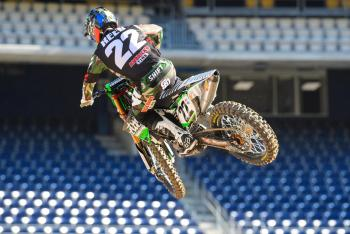 San Diego SX Practice Gallery