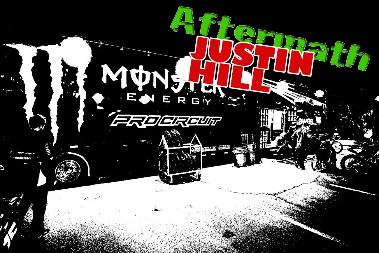 Racer X Films: Aftermath with Justin Hill