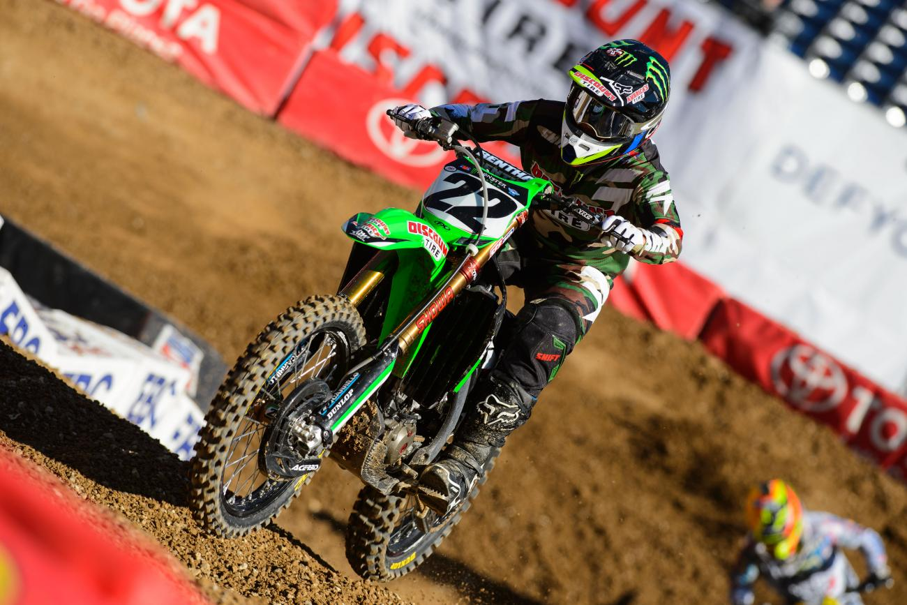 Chad Reed Update