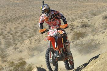 Ramirez Maintains Point Lead at Ridgecrest