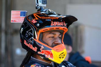 Malcolm Stewart, Regal on Pit Pass Moto