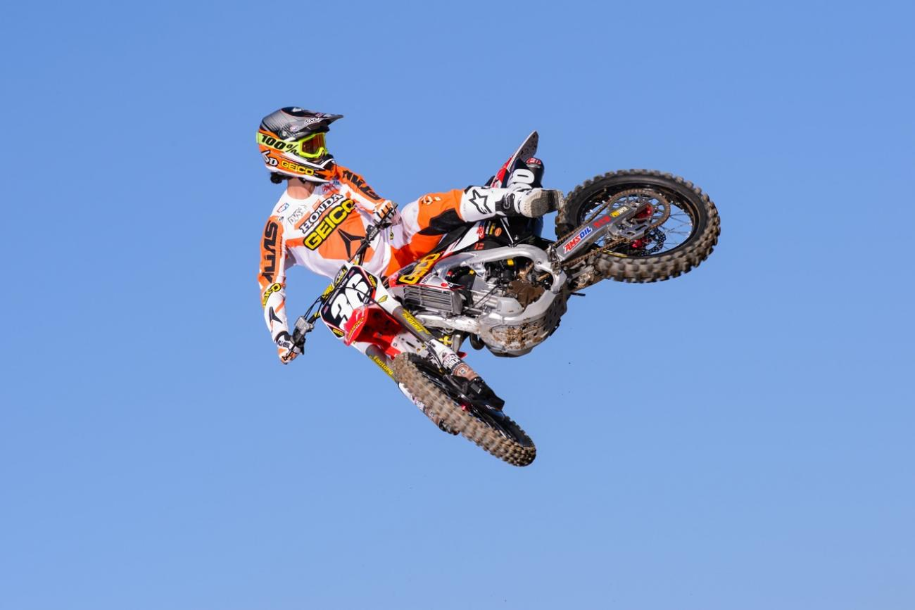 Between the Motos: Blake Wharton