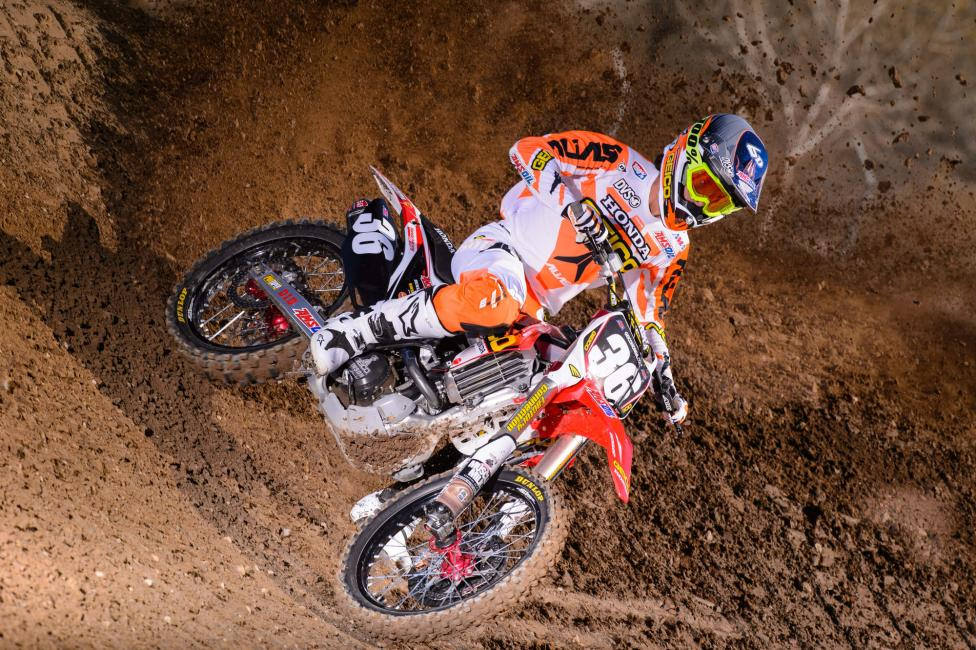 Blake Wharton is back with GEICO Honda in 2014. Photo: Simon Cudby