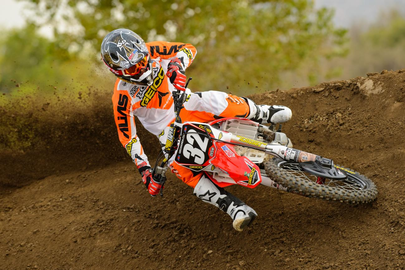 Know Your 250SX East Riders