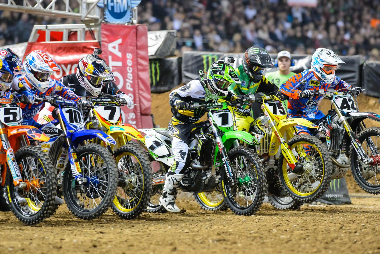 Racer X Films: East Bound and Down