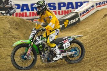 Vicki Golden Makes Arenacross Debut Tonight