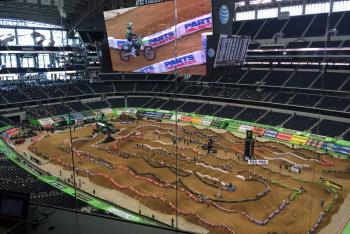 Arlington SX Morning Report