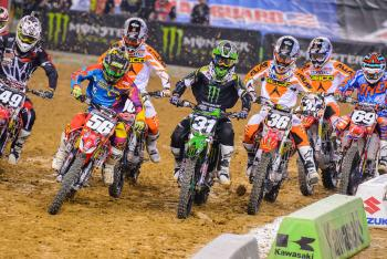 Rapid ReaXtion: 250SX East Opener