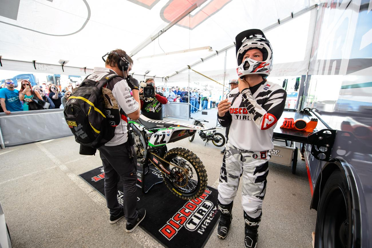 Racer X Podcast: Dallas SX