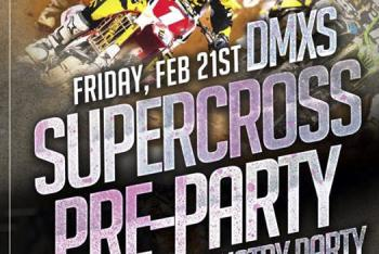 DMXS Party This Friday in Atlanta