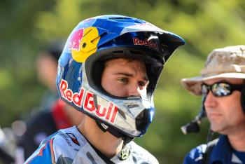 Spotlight: Dungey at KTM Test Track