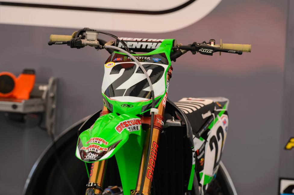 With Chad Reed out for the rest of Monster Energy Supercross, Dean Wilson will fill-in for select East Coast rounds.