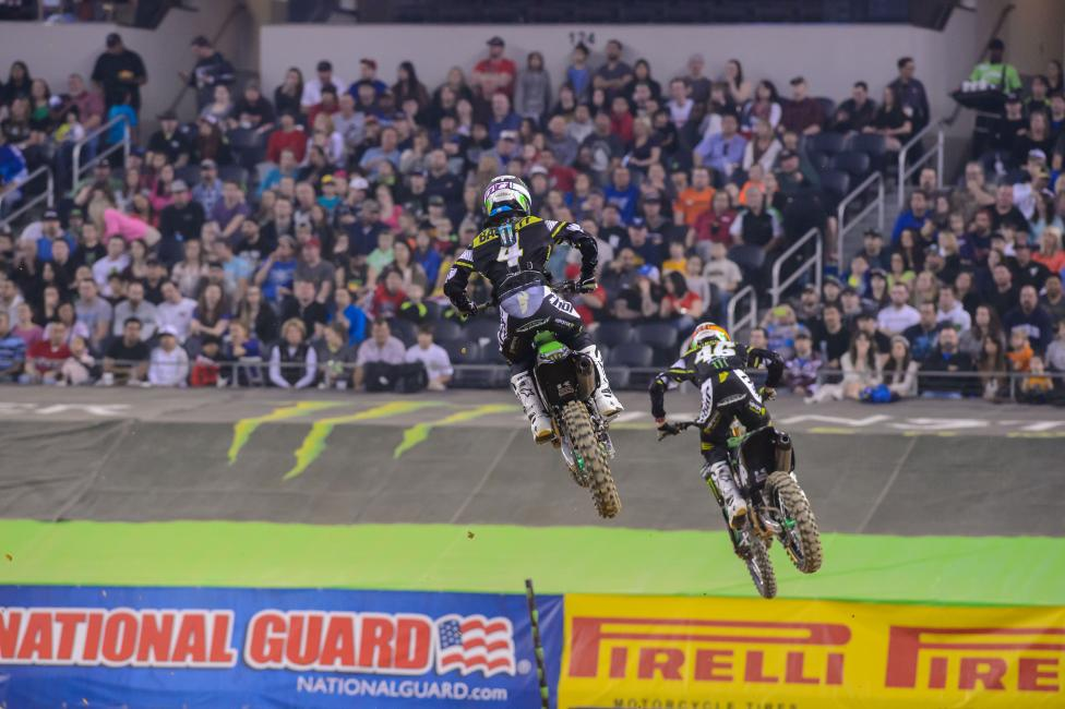 Will Pro Circuit lead the way again in the ATL? Photo: Simon Cudby
