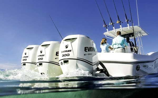 Want EFI two-strokes?? Just go fishing.