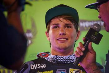 Hampshire to Make Arenacross Debut in Reno