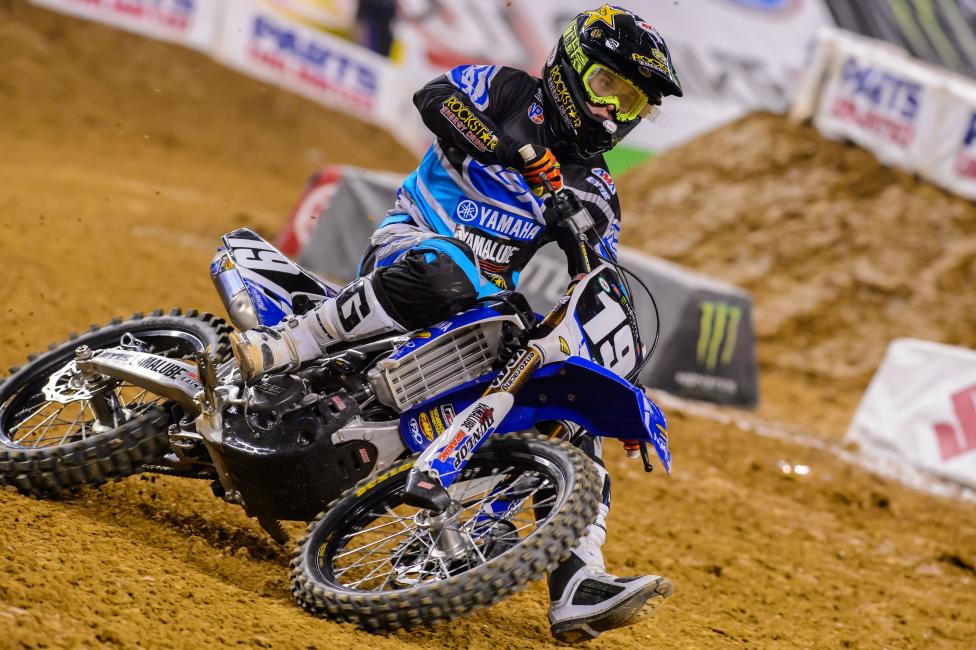 Jeremy Martin looks to rebound in Atlanta.  Photo: Simon Cudby