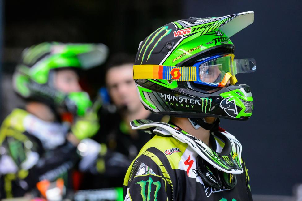 Martin Davalos has started 62 main events in AMA Supercross, but he's yet to win a single time.