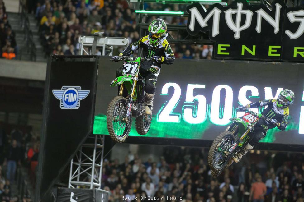Cianciarulo rode consistently for the rest of the race and finished runner up to Davalos.
