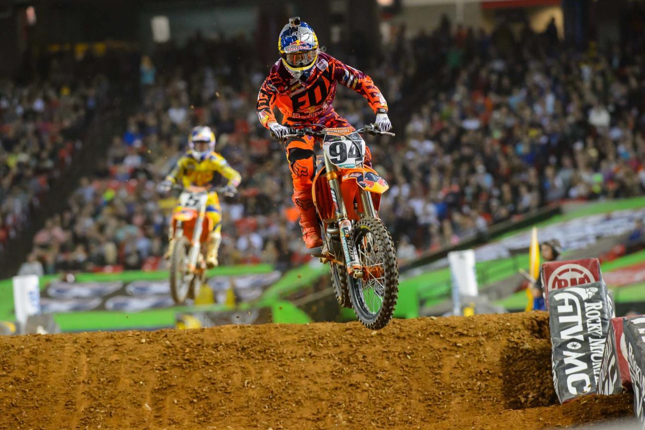 Race Report: Atlanta SX
