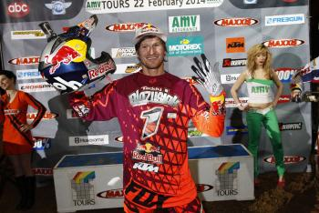 Blazusiak Clinches Fifth World Championship