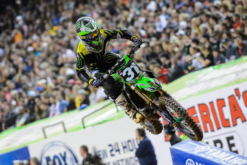 Davalos broke through in Atlanta. Photo: Simon Cudby