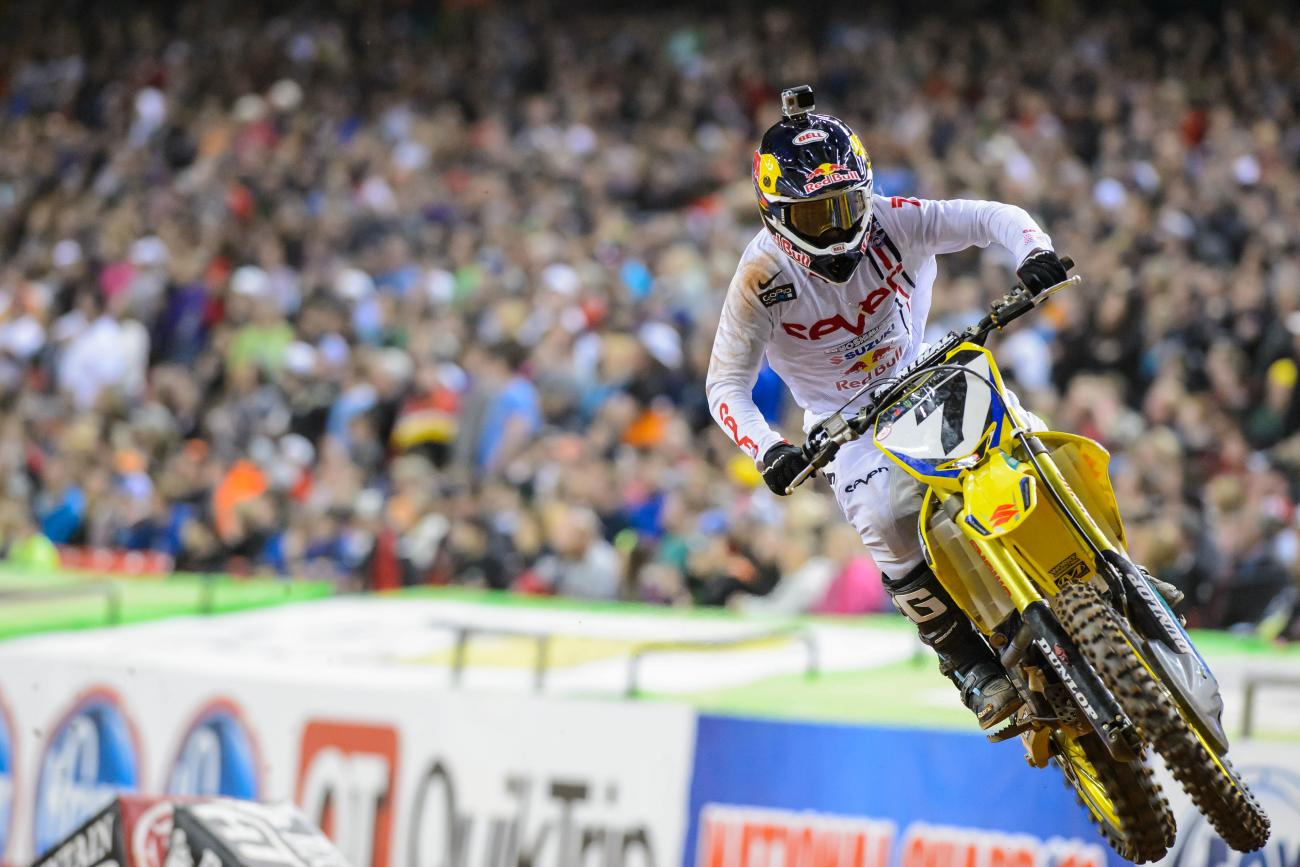Can James Stewart get back into the championship hunt this weekend?
