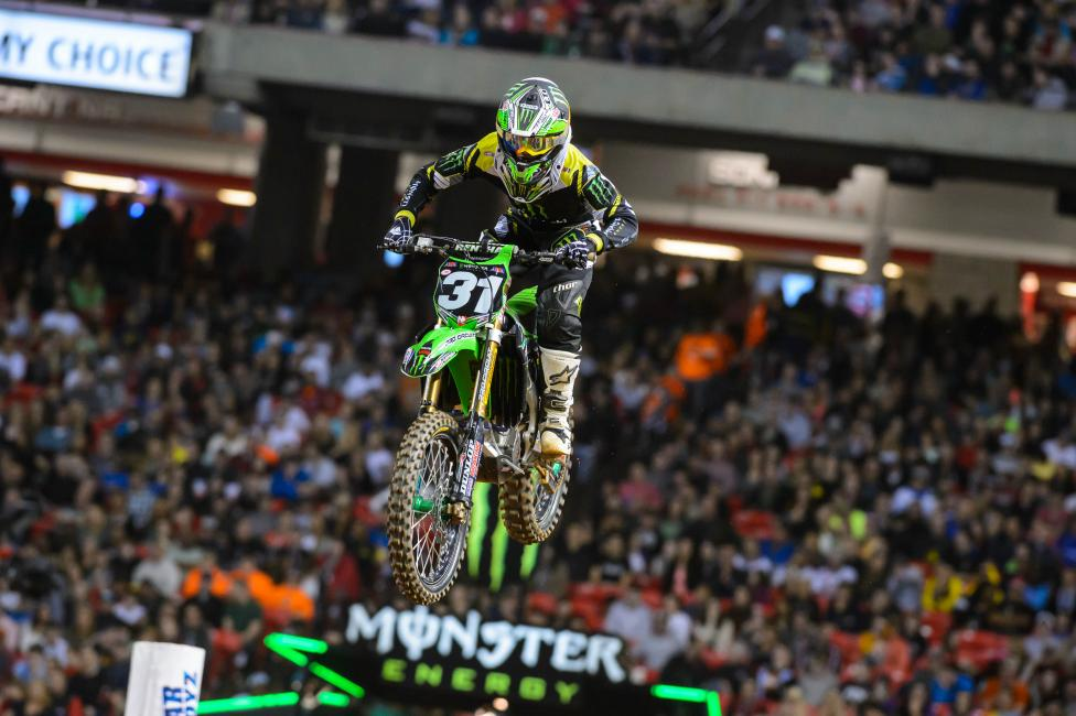 Are we looking at Davalos Domination?Photo: Simon Cudby