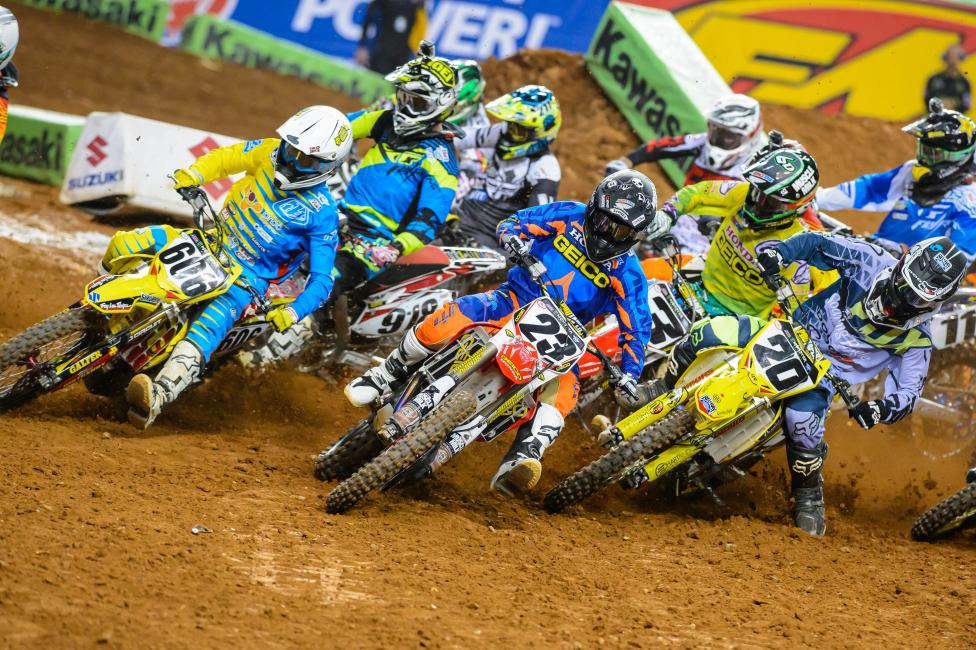 Can Hahn (23) or Tickle (20) reach the podium this year?