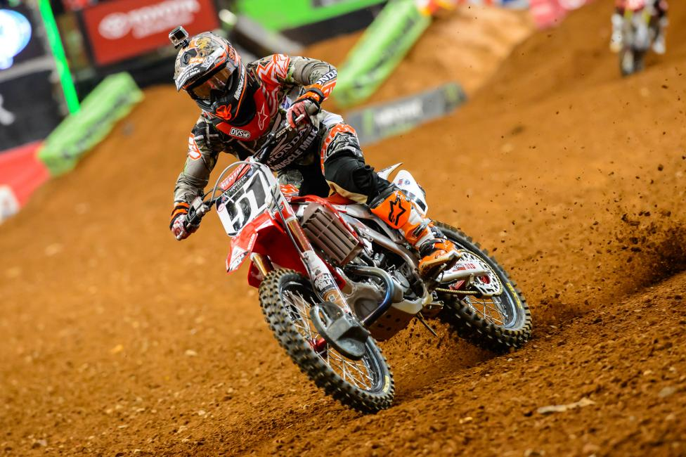 Barcia is expected back this weekend after missing Atlanta.  Photo: Simon Cudby