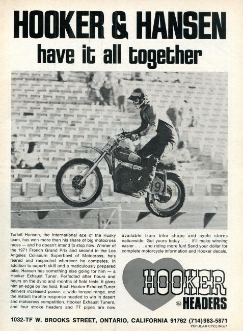 Torleif Hansen starred in this Hooker ad ... Again, probably wouldn't be able to get away with this today.