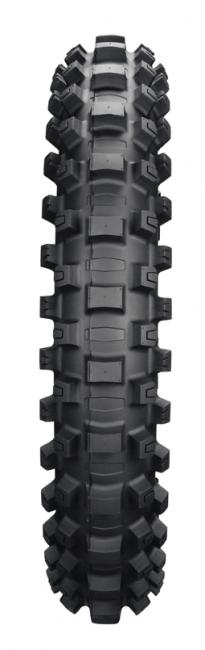 The new MX32, for intermediate-to-soft terrain.