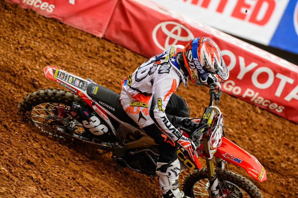 Can Blake Wharton (or anyone?) break Pro Circuit's recent streak?
