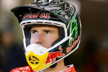 Seely on Canard's Honda Muscle Milk 450 This Weekend