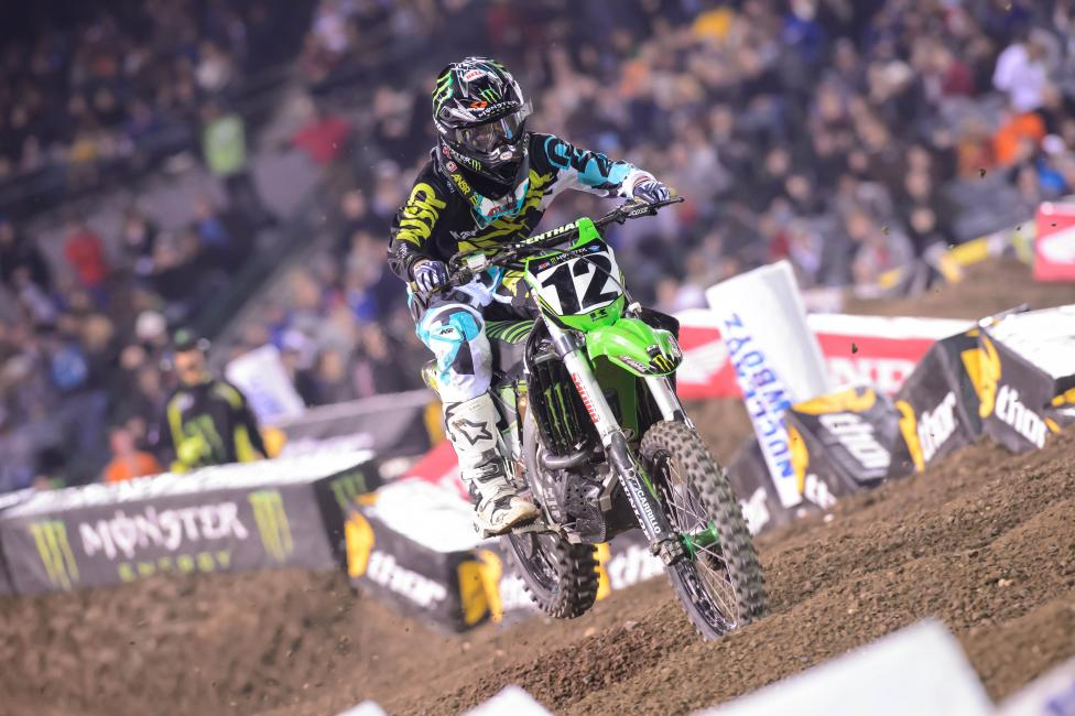 Jake Weimer is out for this weekend. Photo: Simon Cudby