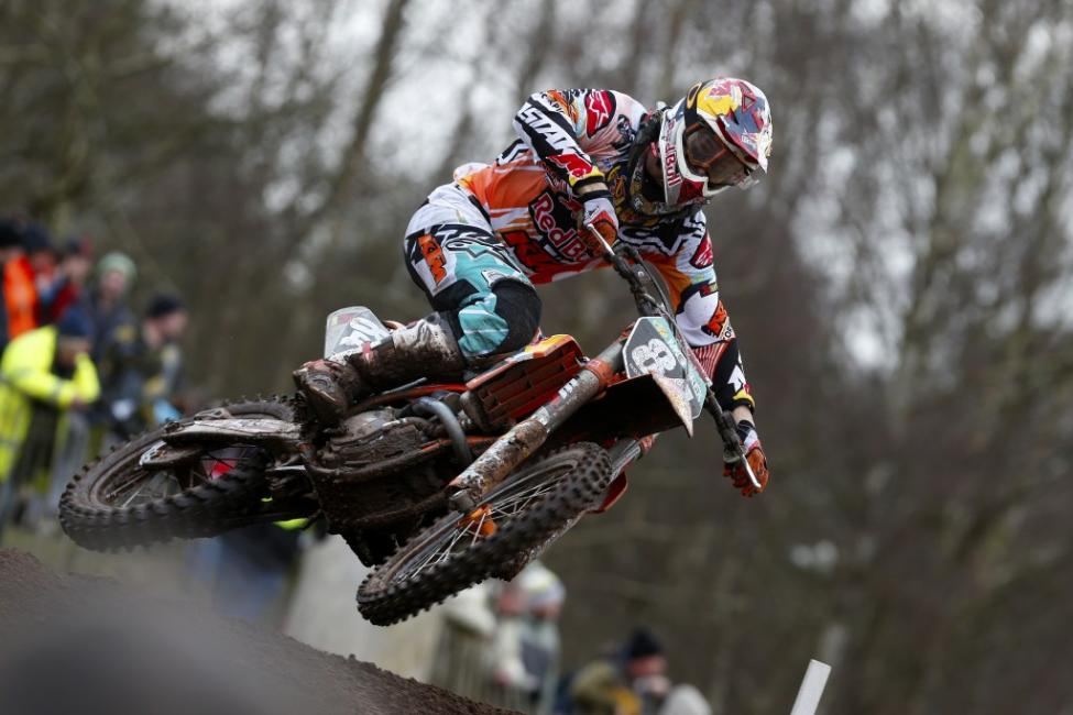 Will anyone stop Herlings in 2014? Photo: KTM Images