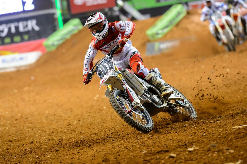 Mike Alessi was fined $4,000 by the AMA.
