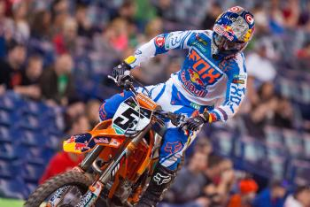 Indianapolis SX Practice Gallery