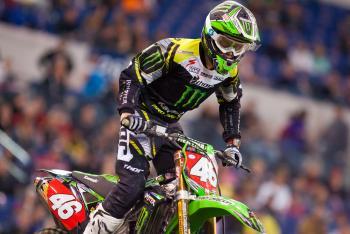Practice Report: Indianapolis SX