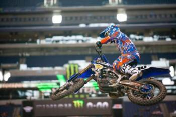 Indianapolis 450SX Results