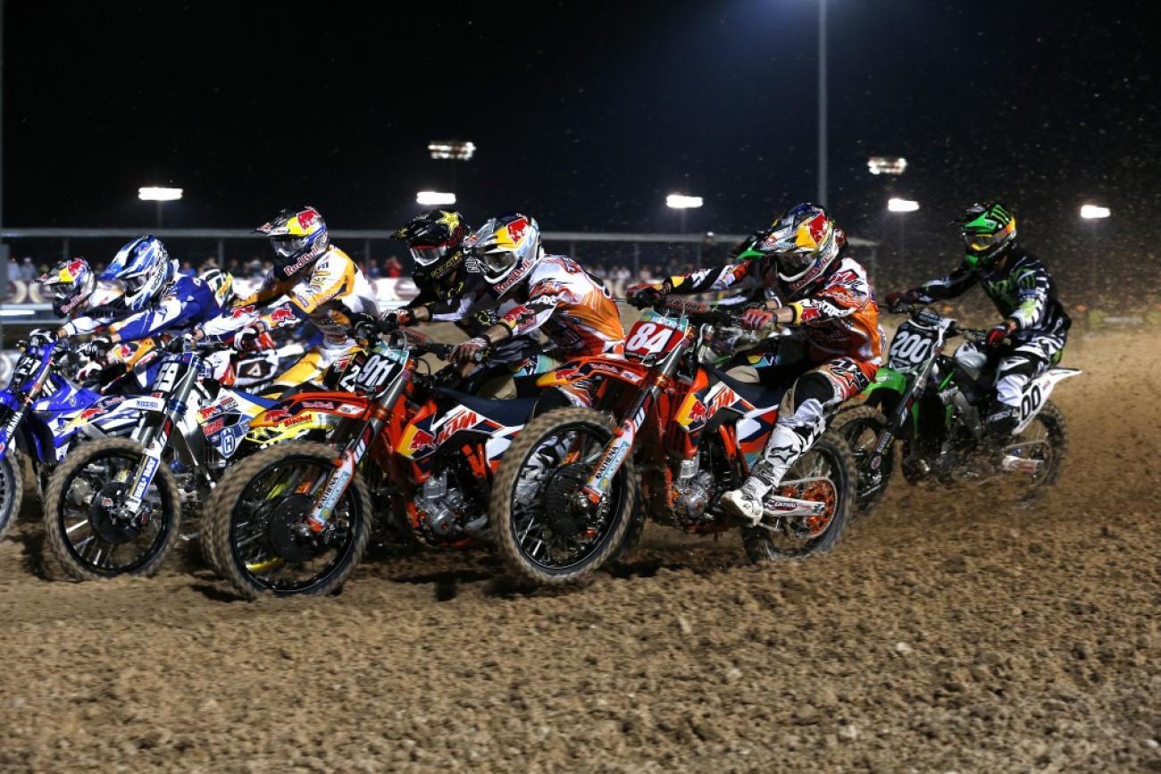 Race Report: Grand Prix Opener