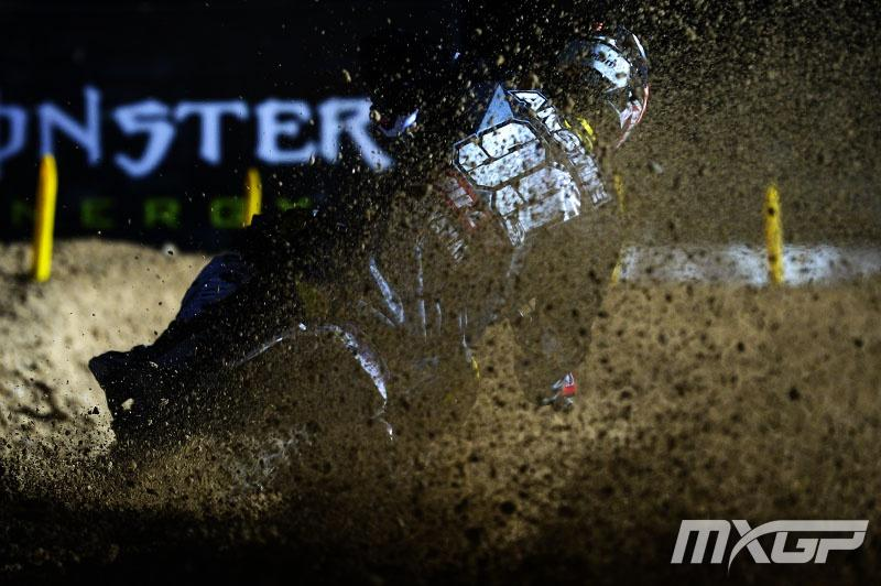 Max Anstie might have been the quickest MX2 rider of all, but bad luck ruined his resultsPhoto: MXGP.com
