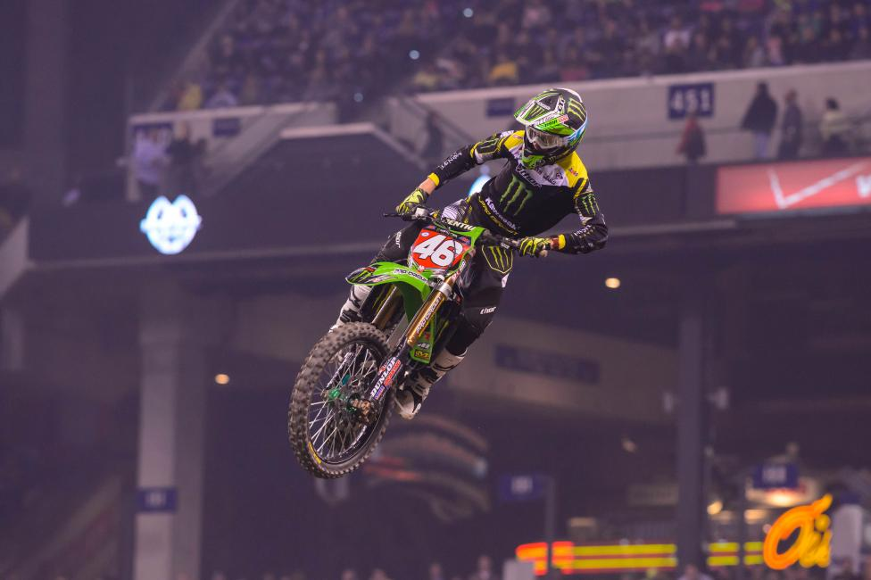 AC became the first 250SX East Region rider to win two races.