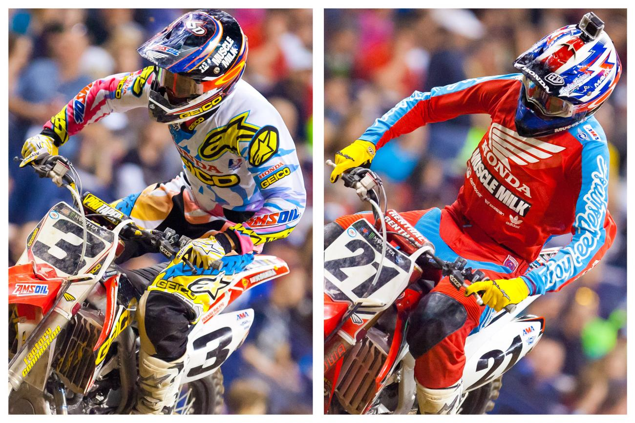 Monday Conversation: Eli Tomac and Cole Seely