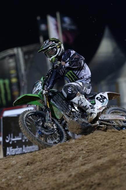 Covington will make his U.S. pro debut at Glen Helen.  Photo: Ray Archer/Monster