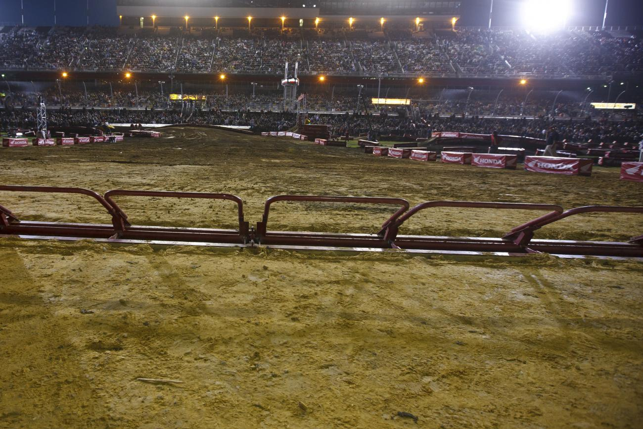 Animated Track Map: Daytona SX