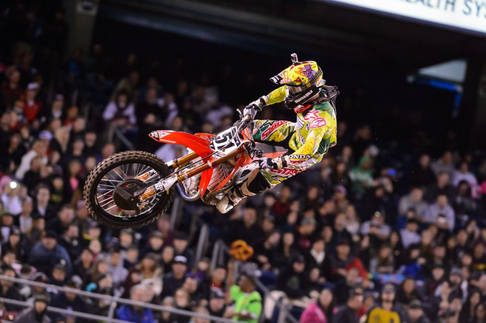 Justin Barcia makes his return this weekend.