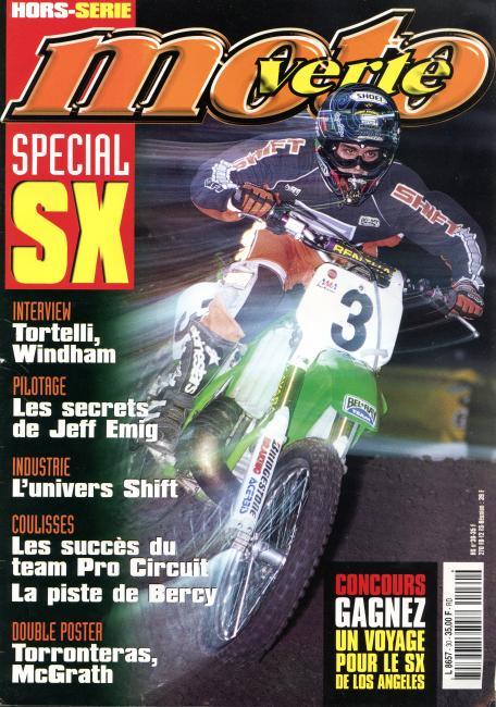Moto Verte / France / 1997