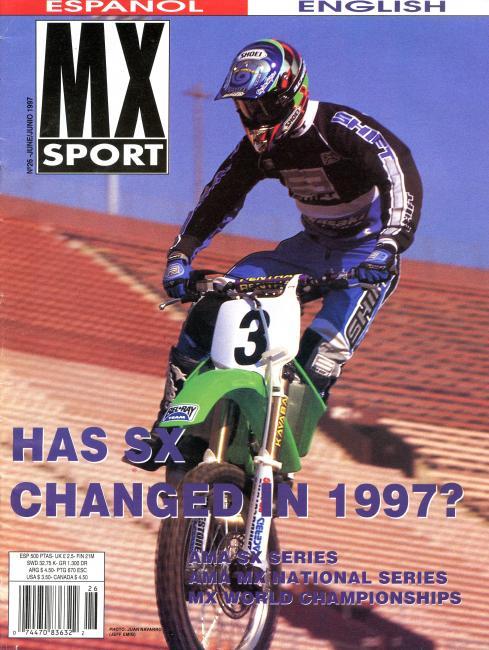 MX Sport / Spain / June 1997