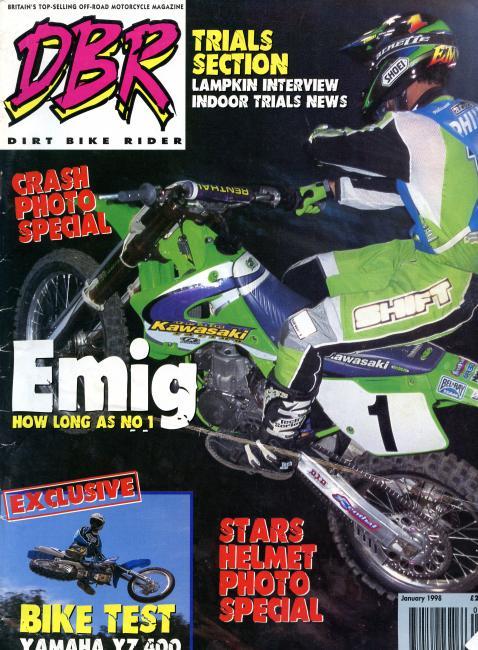 DBR / UK / January 1998