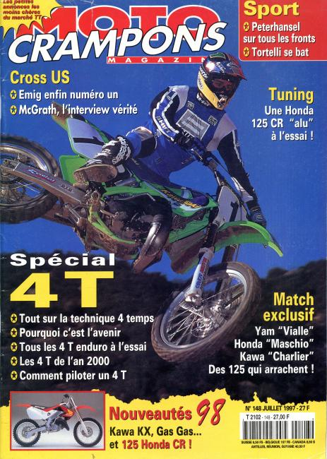 Moto Crampons / France / 1997